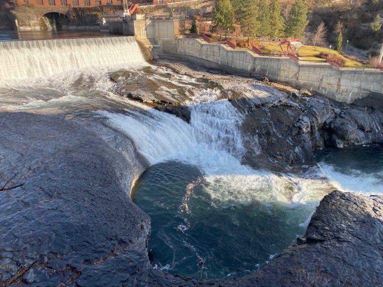 Image of Spokane Falls, Downtown Spokane